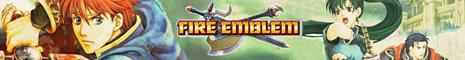 Bannière Fire Emblem Blazing Sword